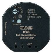FMUD20250UP Jung FMUD20250UP Funk-LED Dimmer Universal