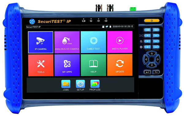 SECURITEST IP Ideal R171000 SecuriTEST IP-CCTV-Kameratester
